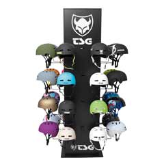 TSG Quad Helmet Display