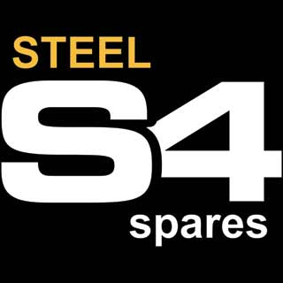 MRP S4 Steel Spare Parts