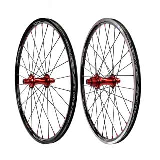 Halo JX2 Mini BMX Race Wheels