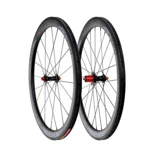 Halo Carbaura RDX Tubular Wheels 50mm pair