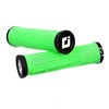 image of ODI Elite Flow Grips in green