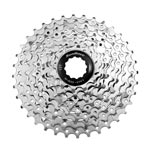 M98 9 Speed 11-36 Cassette in Silver