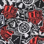 Surly sew on patch