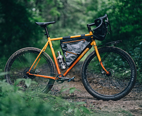 Surly Bridge Club and All-City Gorilla Monsoon voted Top 5 Bikepacking bikes of 2018!